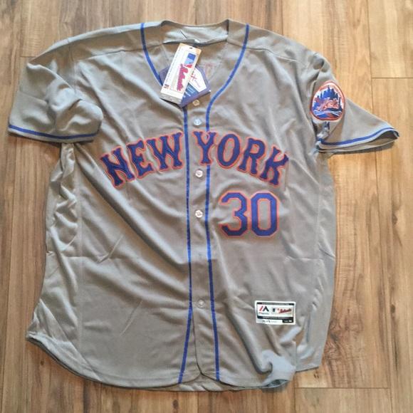 d0c95e12 Majestic Shirts | Mens Xl Michael Conforto Mets Jersey | Poshmark